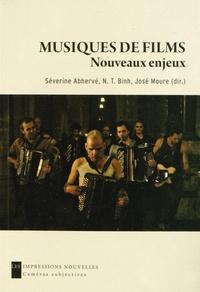 Séverine Abhervé et N-T Binh - Musiques de film : nouveaux enjeux - Rencontre sensible entre deux arts.