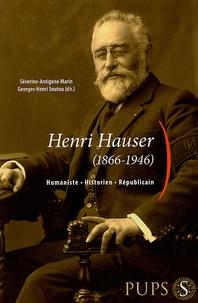 Henri Hauser (1866-1946) - Humaniste, Historien, Républicain.pdf