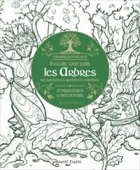 Séverine Aubry - Les arbres - Retrouver ses racines en coloriant.