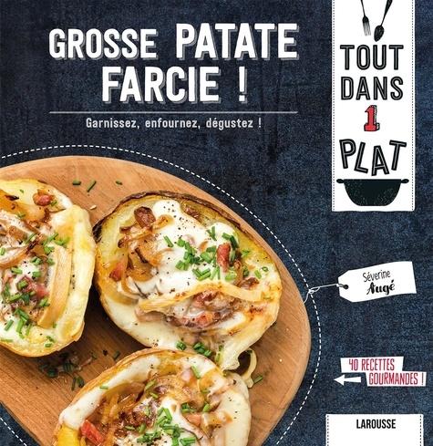 Séverine Augé - Grosse patate farcie !.