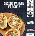 Séverine Augé - Grosse patate farcie.