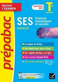 Séverine Bachelerie-Marteau et Sylvie Godineau - SES Tle générale et spécialité.