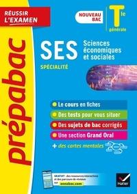 Séverine Bachelerie-Marteau et Sylvie Godineau - SES Tle générale (spécialité) - Prépabac Réussir l'examen Bac 2022 - nouveau programme de Terminale.
