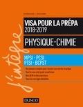 Séverine Bagard et Nicolas Simon - Visa pour la prépa Physique-Chimie - MPSI-PCSI-PTSI-BCPST.