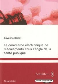 Le commerce électronique de médicaments sous langle de la santé publique.pdf