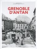 Séverine Cattiaux - Grenoble d'antan.