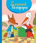 Séverine Cordier et Jean de La Fontaine - Le renard et la cigogne.
