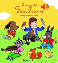 Séverine Cordier - Mon petit Beethoven.
