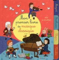 Mon premier livre de musique classique - Séverine Cordier |