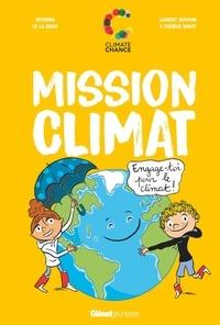 Séverine de La Croix et Laurent Audouin - Mission climat.