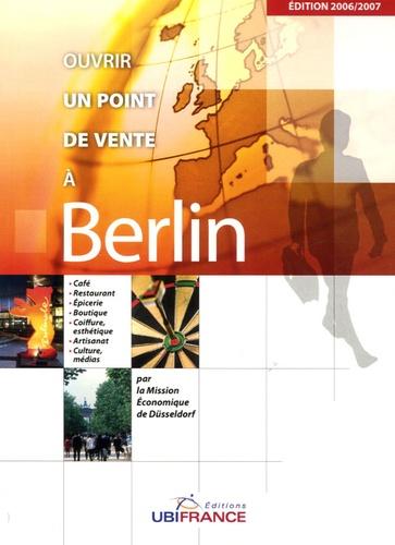 Séverine Deunf et Renée Verrier-Galby - Ouvrir un point de vente à Berlin.