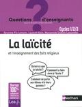 Séverine Fix-Lemaire et Laurent Klein - La laïcité et l'enseignement des faits religieux.