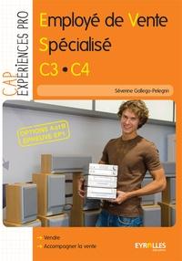 Séverine Gallego-Pelegrin - Employé de vente spécialisé C3-C4.