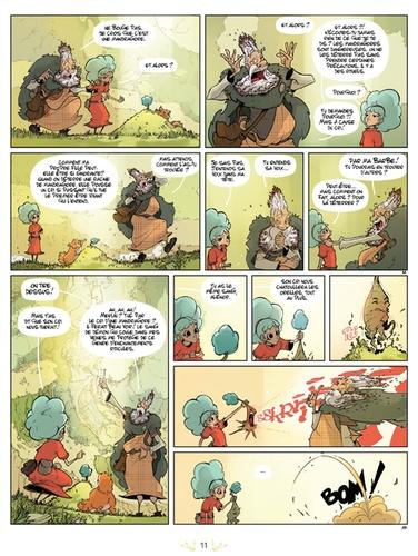 Aliénor Mandragore Tome 1 Merlin est mort, vive Merlin !