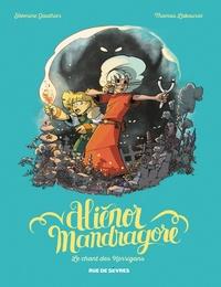 Séverine Gauthier et Thomas Labourot - Aliénor Mandragore Tome 4 : Le chant des Korrigans.