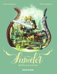 Séverine Gauthier et Thomas Labourot - Lancelot  : La pierre de mémoire.