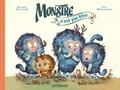 Séverine Gauthier et Stan Manoukian - Monstre  : Monstre n'est pas bleu.