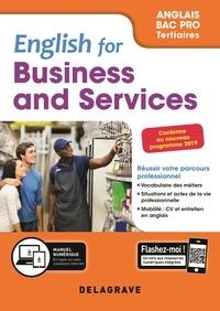 Séverine Germain - Anglais Bac pro English for business and services - Pochette élève.