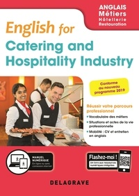 Séverine Germain - English for catering and hospitality industry - Anglais métiers Hôtellerie Restauration.