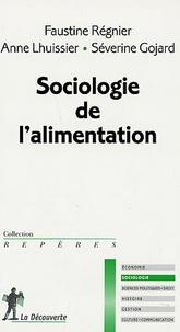 Severine Gojard et Anne Lhuissier - Sociologie de l'alimentation.