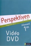 Séverine Le Bourg et Ursula Reynis - Allemand 1e Perspektiven - Programme 2011. 1 DVD