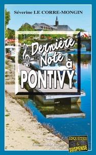 Séverine Le Corre-Mongin - Dernière note à Pontivy.