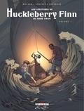 Séverine Lefèbvre et Jean-David Morvan - Les Aventures de Huckleberry Finn Tome 2 : .