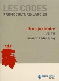 Séverine Menétrey - Droit judiciaire.