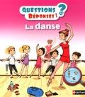 Séverine Onfroy et Cécile Lechevallier - La danse.
