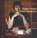 Séverine et Roger Bordier - Pages rouges d'une frondeuse - Précédé de Séverine parmi les révolutionnaires en jupon.