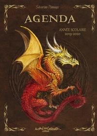 Séverine Pineaux - Agenda scolaire 2019-2020 des Dragons.