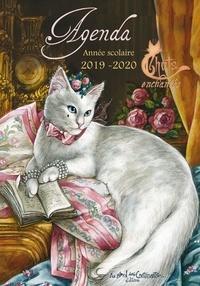 Séverine Pineaux - Agenda scolaire des Chats enchantés.