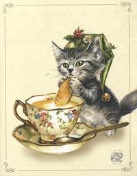Séverine Pineaux - Cahier chats enchantés - Volume 2.