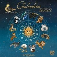 Séverine Pineaux - Chalendrier Chats du zodiaque.