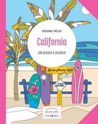 Séverine Prélat - California - 100 dessins à colorier.