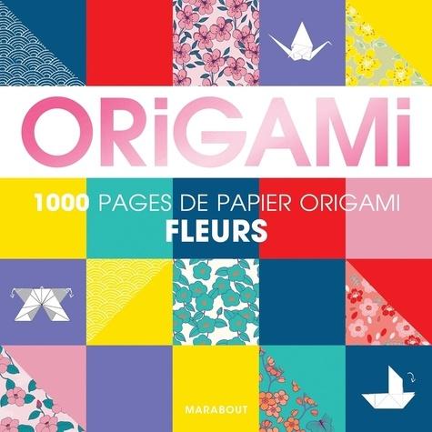 Origami Fleurs. Pour réaliser 500 pliages