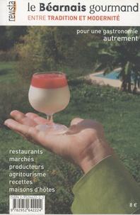 Séverine Vatant - Le béarnais gourmand - Entre tradition et modernité.