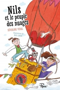 Séverine Vidal - Nils et le peuple des nuages.