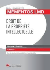Droit de la propriété intellectuelle - Séverine Visse-Causse |