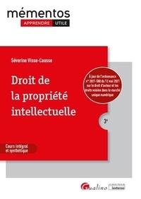 Séverine Visse-Causse - Droit de la propriété intellectuelle.