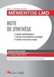 Séverine Visse-Causse - Note de synthèse.