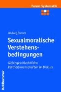 Sexualmoralische Verstehensbedingungen - Gleichgeschlechtliche PartnerInnenschaften im Diskurs.