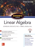 Seymour Lipschutz et Marc Lipson - Linear Algebra.