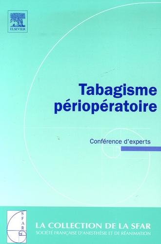 SFAR - Tabagisme périopératoire - Conférence d'experts.