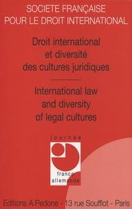 Goodtastepolice.fr Droit international et diversité des cultures juridiques - Journée franco-allemande Image