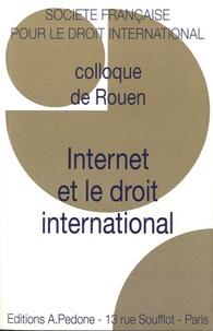 Histoiresdenlire.be Internet et le droit international - Colloque de Rouen Image