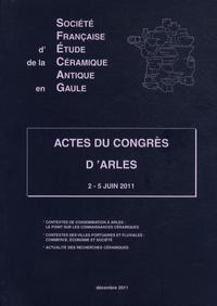 SFECAG - Actes du congrès d'Arles - 2-5 juin 2011.