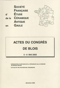 SFECAG - Actes du Congrès de Blois.