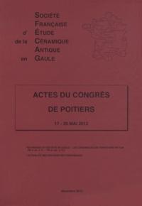 SFECAG - Actes du congrès de Poitiers - 17-20 mai 2012.