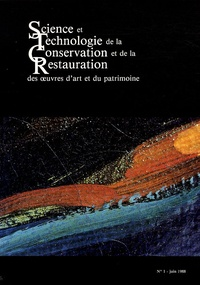 A Chauvel et Jacques Roire - STCR N° 1, Juin 1988 : .
